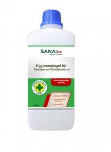 Hygienesiegel für Tapeten